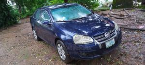 Volkswagen Jetta 2008 1.6 Comfortline Blue | Cars for sale in Edo State, Auchi