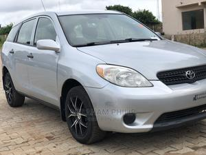 Toyota Matrix 2005 Silver | Cars for sale in Abuja (FCT) State, Central Business District