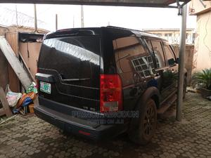 Land Rover LR3 2008 Black | Cars for sale in Lagos State, Ikotun/Igando