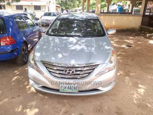 Hyundai Sonata 2016 Silver   Cars for sale in Plateau State, Jos