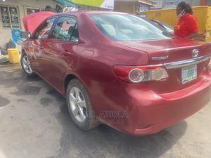 Toyota Corolla 2012 Red | Cars for sale in Lagos State, Ikorodu