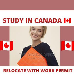 Relocate to Canada With Work and Study Permit: Online Course | Travel Agents & Tours for sale in Lagos State, Ikoyi