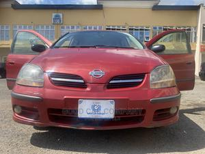 Nissan Almera 2004 Tino Red   Cars for sale in Kwara State, Ilorin South