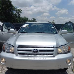 Toyota Highlander 2004 Limited V6 FWD Silver | Cars for sale in Abuja (FCT) State, Katampe