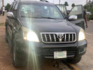 Toyota Land Cruiser Prado 2005 3.4 5dr Black | Cars for sale in Lagos State, Ikeja
