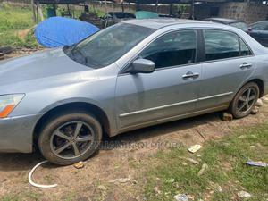 Honda Accord 2006 2.0 Comfort Automatic Gray | Cars for sale in Kwara State, Ilorin East