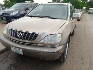 Lexus RX 2002 300 2WD Gold   Cars for sale in Lagos State, Amuwo-Odofin