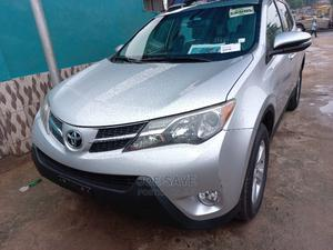 Toyota RAV4 2014 Silver   Cars for sale in Lagos State, Ikeja