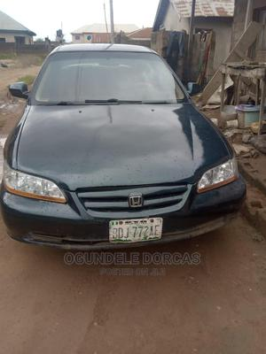 Honda Accord 2000 Coupe Green   Cars for sale in Oyo State, Ibadan