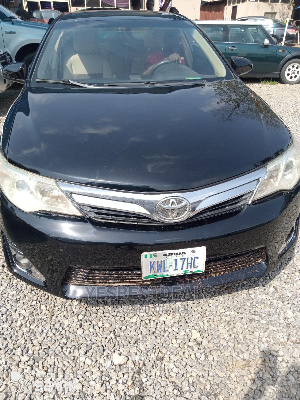 Toyota Camry 2012 Black   Cars for sale in Garki 2, Abuja (FCT) State, Nigeria