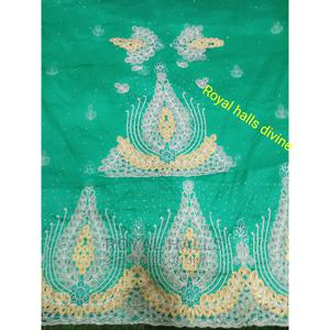 Mint Green George With Blouse | Clothing for sale in Lagos State, Ojo