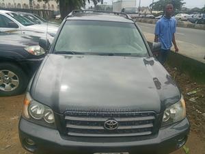 Toyota Highlander 2004 Green | Cars for sale in Delta State, Warri