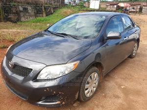 Toyota Corolla 2009 1.8 Advanced Gray   Cars for sale in Ondo State, Akure