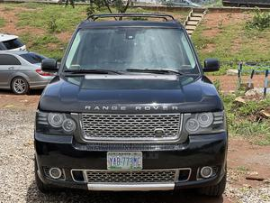 Land Rover Range Rover Vogue 2006 Black | Cars for sale in Abuja (FCT) State, Gwarinpa