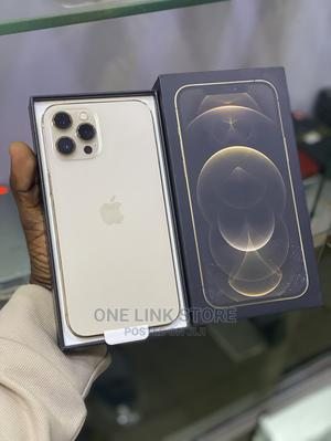 New Apple iPhone 12 Pro Max 128 GB Gold | Mobile Phones for sale in Lagos State, Ikeja