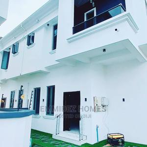 Furnished 4bdrm Duplex in Ajah Lekki Lagos, Thomas Estate for Sale | Houses & Apartments For Sale for sale in Ajah, Thomas Estate