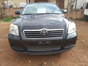 Toyota Avensis 2003 1.6 VVT-i Black | Cars for sale in Lagos State, Alimosho