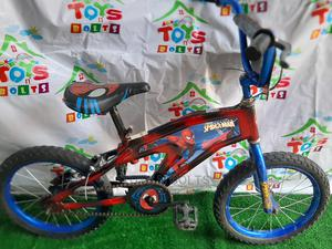 Spiderman Bicycle for Children Size 16 | Toys for sale in Lagos State, Ikeja