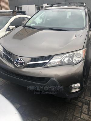 Toyota RAV4 2014 Brown   Cars for sale in Lagos State, Ojodu