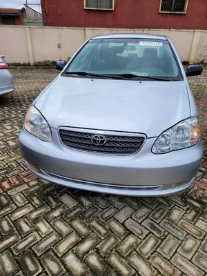 Toyota Corolla 2008 Silver | Cars for sale in Osun State, Osogbo