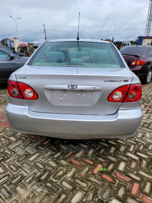 Toyota Corolla 2008 Silver   Cars for sale in Osogbo, Osun State, Nigeria