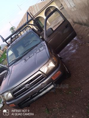 Toyota Hilux 2005 2.5 Cab Gray   Cars for sale in Kwara State, Ilorin South