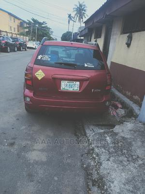 Toyota Matrix 2006 Red   Cars for sale in Lagos State, Surulere