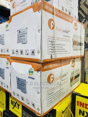 2.5kva 24v Felicity Inverter   Solar Energy for sale in Delta State, Warri