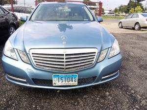 Mercedes-Benz E350 2013 Blue   Cars for sale in Lagos State, Ikeja