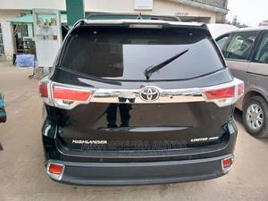 Toyota Highlander 2014 Black | Cars for sale in Lagos State, Magodo