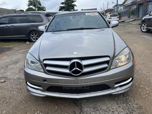 Mercedes-Benz C350 2008 Gold   Cars for sale in Lagos State, Isolo