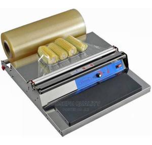 Commercial Food Wrapper / Food Wrapping Machines Available | Meals & Drinks for sale in Lagos State, Ojo