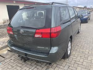 Toyota Sienna 2004 CE FWD (3.3L V6 5A) Green | Cars for sale in Lagos State, Ajah