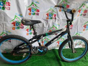 Size 20 Black and Blue Children Bicycle | Toys for sale in Lagos State, Ikeja