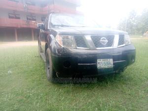 Nissan Pathfinder 2005 SE Black   Cars for sale in Lagos State, Ikeja