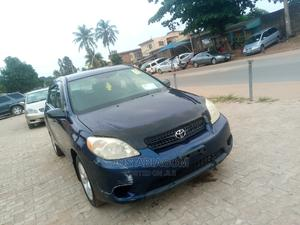 Toyota Matrix 2006 Blue | Cars for sale in Lagos State, Alimosho