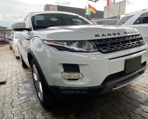 Land Rover Range Rover Evoque 2013 White | Cars for sale in Lagos State, Ikeja