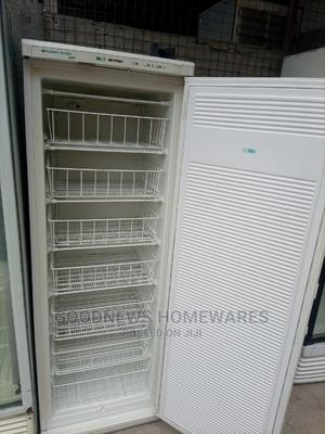 London Used Upright Freezer | Kitchen Appliances for sale in Lagos State, Ojo