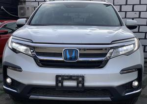 Honda Pilot 2020 White | Cars for sale in Lagos State, Ikeja