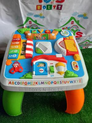 Baby Activity Table With Musical Notes | Toys for sale in Lagos State, Ikeja