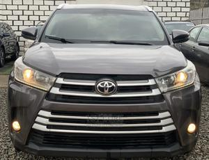 Toyota Highlander 2016 Brown | Cars for sale in Lagos State, Ikeja
