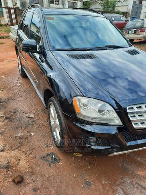 Mercedes-Benz M Class 2011 ML 350 4Matic Black | Cars for sale in Oyo State, Oluyole