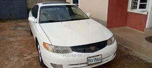 Toyota Solara 2002 3.0 Coupe White | Cars for sale in Kaduna State, Kaduna / Kaduna State