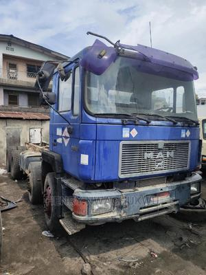 Man Diesel, 32-422 12tyres Cap and Chassis Tokunbo   Trucks & Trailers for sale in Lagos State, Apapa