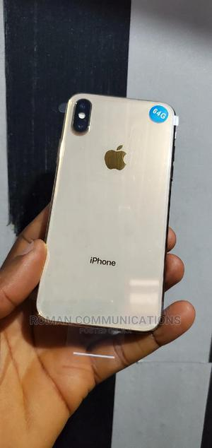 Apple iPhone XS 64 GB Gold   Mobile Phones for sale in Akwa Ibom State, Uyo