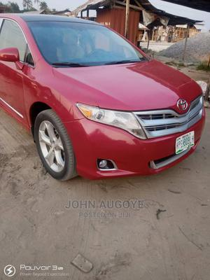 Toyota Venza 2010 Red | Cars for sale in Delta State, Uvwie