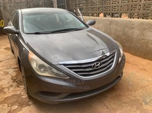 Hyundai Sonata 2012 Gray | Cars for sale in Lagos State, Alimosho