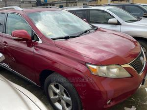 Lexus RX 2011 Red | Cars for sale in Lagos State, Ikeja