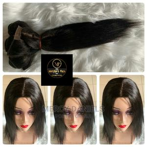 14inches Human Hair.   Hair Beauty for sale in Lagos State, Alimosho
