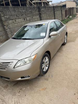 Toyota Camry 2007 Gold | Cars for sale in Lagos State, Ojodu